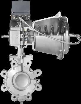 Time-Tested, Exceptional Performance DeZURIK BHP High Performance Butterfly Valves are specially designed for applications in the chemical, hydrocarbon processing, pulp & paper, water & wastewater