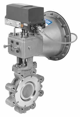 Recommended for Critical Applications BHP butterfly valves are designed to handle everything from general applications to viscous and corrosive liquids; corrosive gases; and steam.