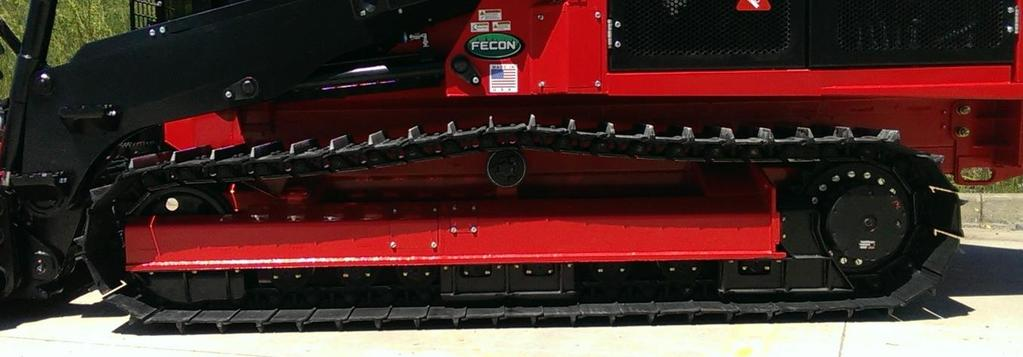 FTX128L Undercarriage Berco 140mm pitch strutted track chain 47 links greased lubricated track chain.