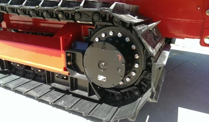 Standard Track Shoe is a single grouser type to offer maximum