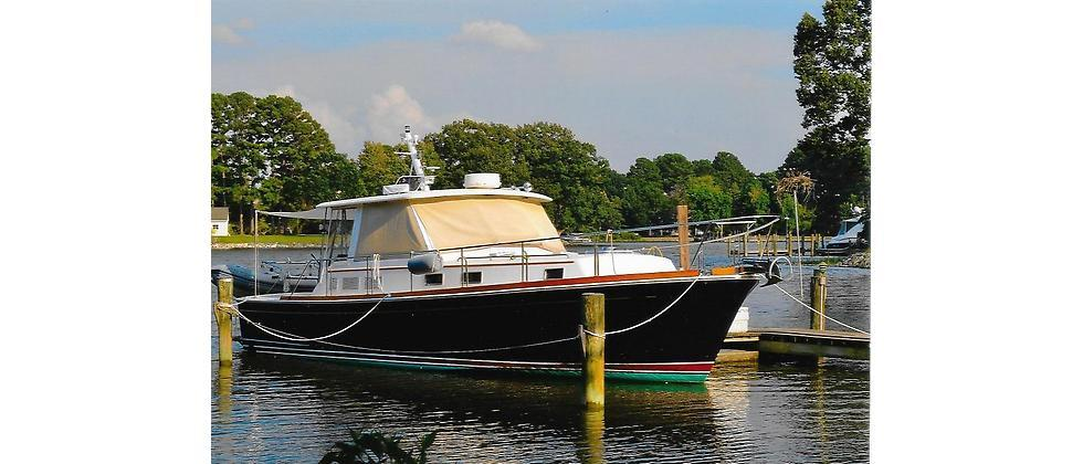 DIMILLO'S YACHT SALES Portland, ME, US Office: 207-773-7632 2001 Eastbay Hardtop Express Boat Type: Downeast Address: Oxford, MD, US Price: $259,000 OVERVIEW Eastbay 38 Windrush is season ready The