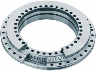 Product overview Axial/radial bearings Axial angular contact