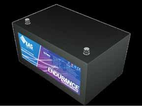 Endurance, the new generation energy storage system Endurance is a module specifi cally designed for low duty cycle applications where high power, long life, or both are required.