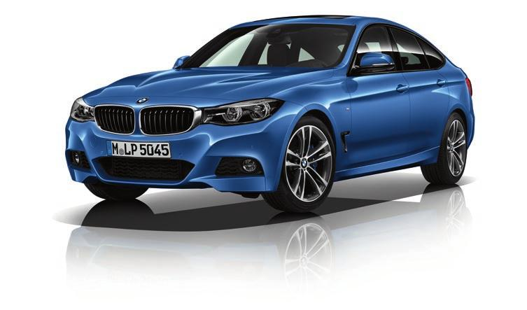 5 Model Range M Sport Highlights Model Range Luxury Highlights 6 MODEL RANGE.