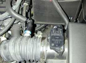 The AEM intake system is a performance product that can be used safely during mild weather conditions.