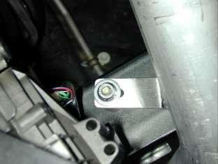 Check that the inside of the AEM upper intake pipe is free and