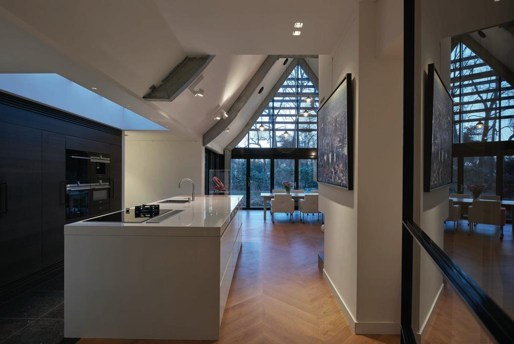 down in-line Project Private residence Location Zeist, The