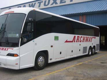 Motorcoach Travel Carried