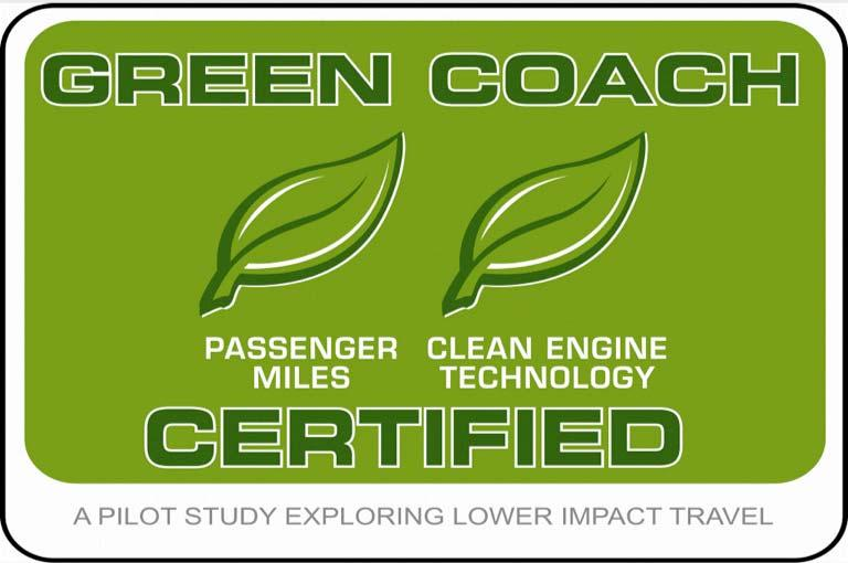GCC Pilot Program GCC Pilot Program 20 participating companies Current Status 813 motorcoaches currently