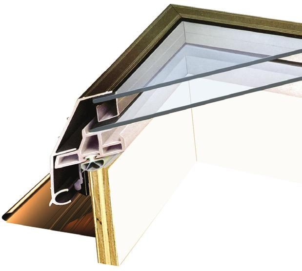 Laminated low-e Argon filled is also available. Several hatch colors are available on request. Hatch replacement is available for retrofit of existing thermo-vu skylights or some competitive brands.