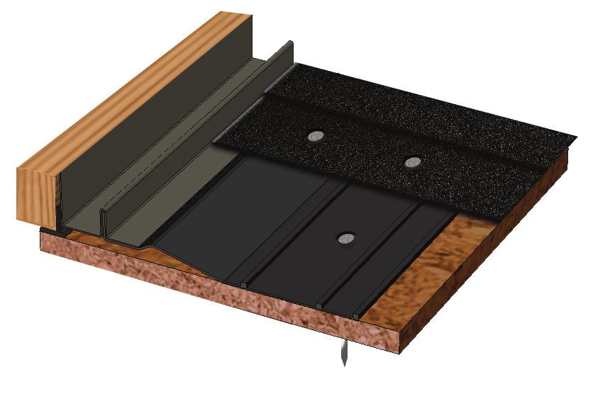 Integrated drainage channels guarantee quadruple protection.