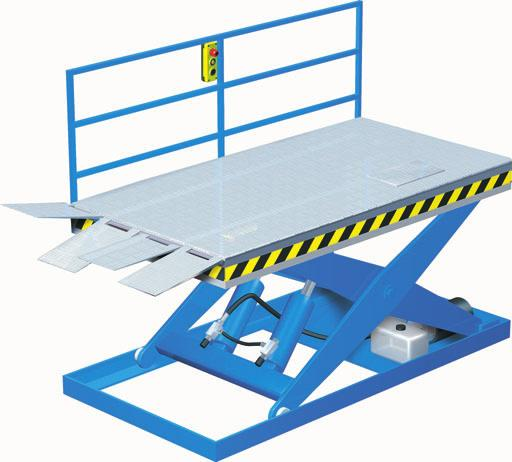 Modular system A strong system for any application Load bearing capacity 500-10000 kg Lift tables ELS, ELD, ELT as assembly table Thanks to the lift table s modular