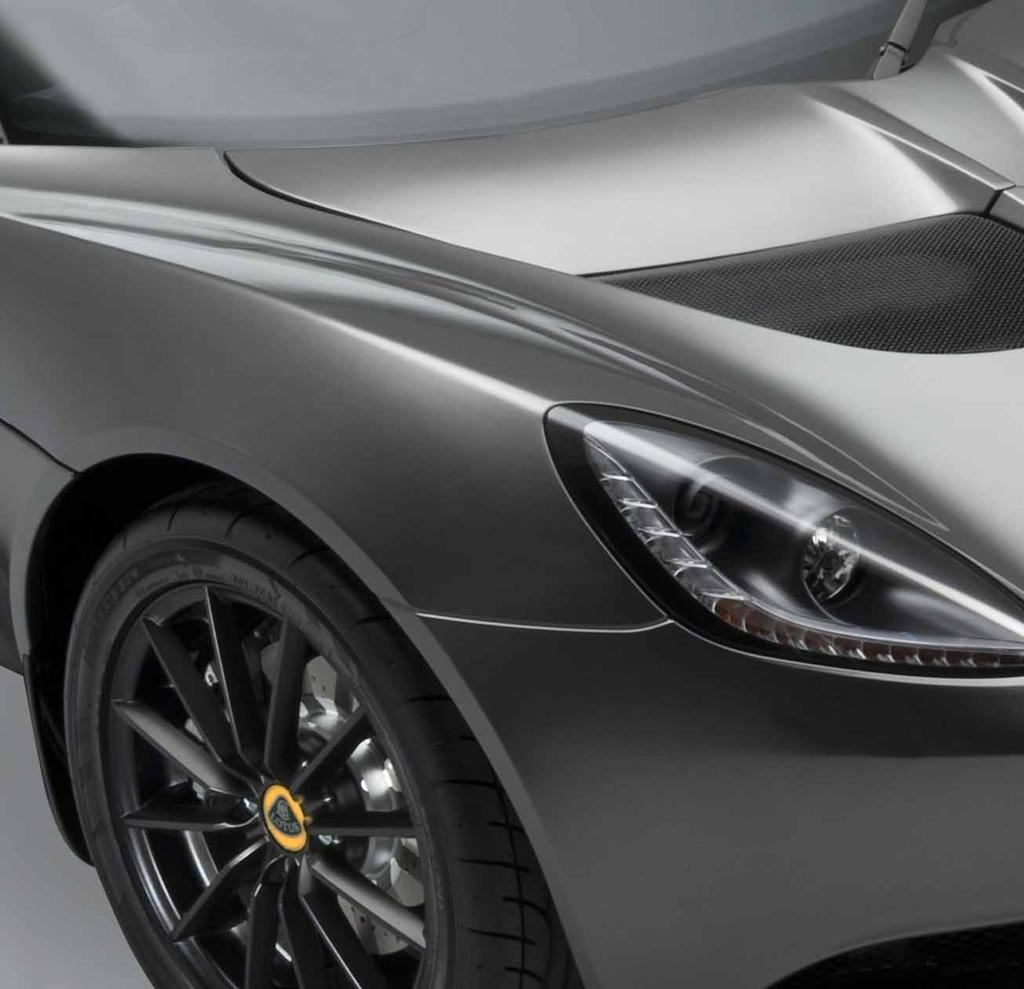 For further information on the Lotus range, to find your nearest dealer, or to arrange a test drive, please visit our website. LOTUSCARS.COM Prices include VAT at the rate of 20%.