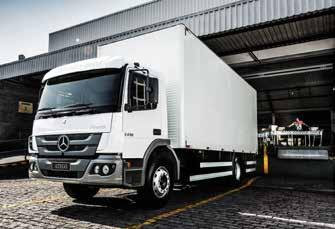 Mercedes-Benz Trucks and Vans are ideal for distribution operations and tailor-made for the wide variety of tasks in both urban and rural environments to ensure your business runs smoothly at all