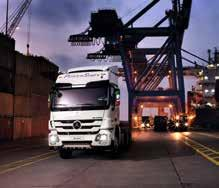 Operating reliably for decades, Mercedes-Benz Trucks is the leader in the Middle East and North Africa, thanks to its portfolio designed to endure the roughest conditions using sturdy, proven