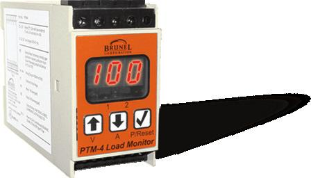Instructions PTM-4 Load Monitor 1304