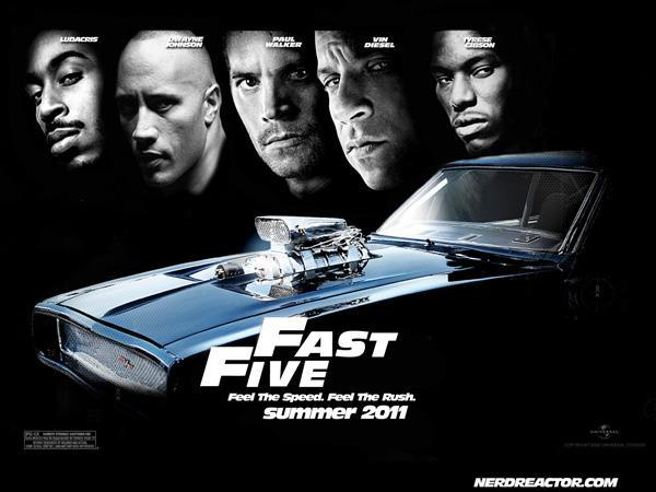 Gone in 60 seconds Fast Five