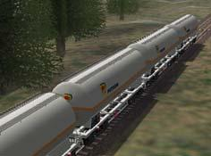 Freight wagons with