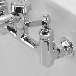 your new Zurn faucet. There s no need to remove the sink from the wall, making installation fast and easy.