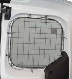window screens For Ford E-Series, Transit, Transit Connect & GM Window Screens Features and Benefits Our window screens add more security and protection to your valuable tools inside the van.