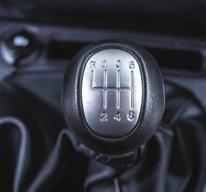 04 - The six-speed gearbox provides