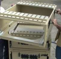 Reinstall the drawer into the tray and case assembly.