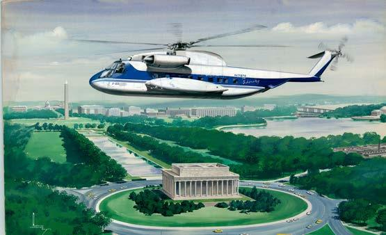 Even after 44 years since his passing, the name Sikorsky continues to generate interest.