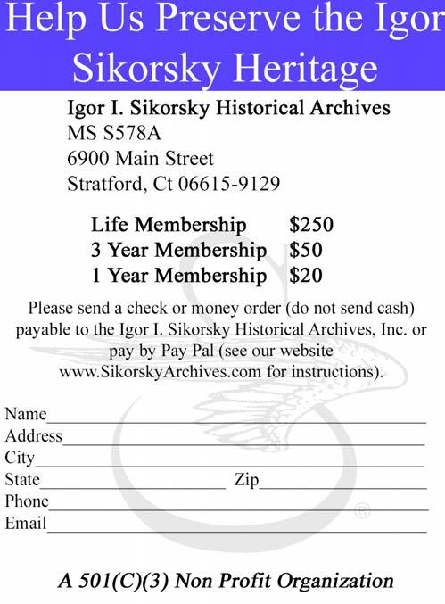Membership $25 1 Year Membership $10 Please send a check or money order (do not send