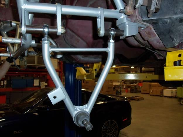 If you re installing tubular control arms refer to the