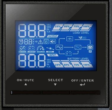 It will automatically switch back to inverter mode once overload condition ceases.