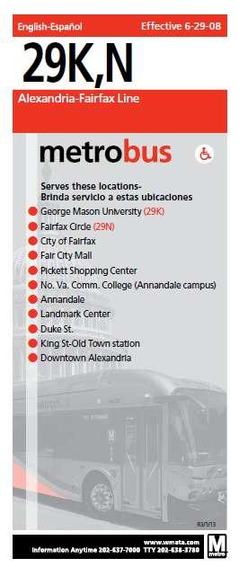 25 miles), location of stops near Metro stations, and stops with more than 25 boardings or alightings