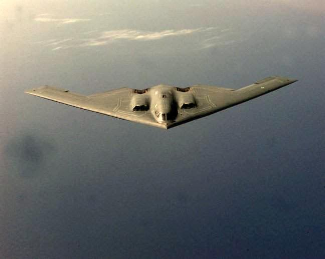 B-2 Spirit http://rightflyer.
