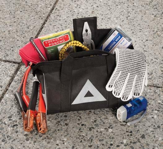 INTERIOR ACCESSORIES First Aid Kit Be prepared for life s little emergencies.