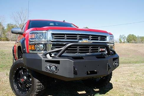 I. Overview Congratulations on your new purchase of the industries best and most stylish front bumper available for the 2014 Chevy 1500!