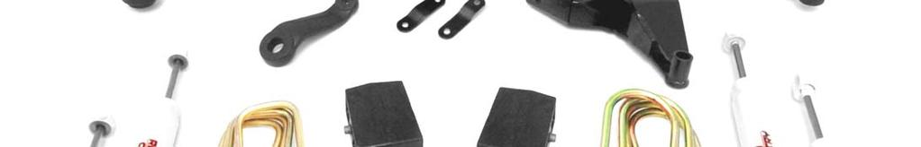 Kit Contents Fits trucks made on or after 3-1-99 4 Kit 6 KIT 8057 Front Leaf Springs 8061 Front Leaf Springs 7582- Front Kit Box