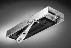 Overhead Concealed Door Closer A complete line of accessories is available for wood, aluminum, and hollow metal applications, both single and double-acting center hung doors, and hinged or offset