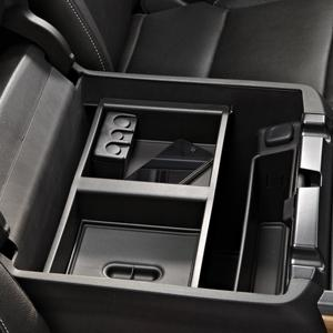 S0P - CONSOLE INSERT ORGANIZER TRAY $60 Cargo Organizer / Front Center Console