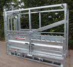 Its robust structure more than meets the demands of the farmers everyday needs as well as having clever design features which
