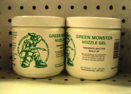 50 Dyn Cr731-16-B Green Monster Nozzle Dip $4.