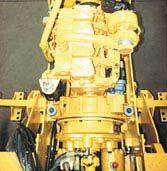 D38-1 DOZER Komatsu S4D2-1 239 cubic inch engine This turbocharged engine delivers 80 hp at 200 rpm.