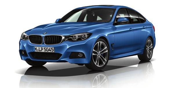 "Standard Equipment Highlights M Sport models 10 M Sport (In addition / replacement to SE models) 18"" light alloy M Star-spoke style 400 M wheels with mixed tyres Ambient lighting switchable BMW"