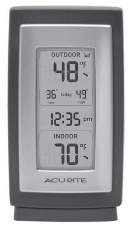 .. 6 Using the Thermometer... 7 Troubleshooting... 7 Care & Maintenance... 8 Specifications... 8 FCC Information.