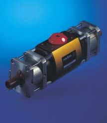 Basic information on Norbro pneumatic actuators (FOR FULL EXPLANATION OF PRODUCT CODE, REFER TO WORCESTER SPEC NO.