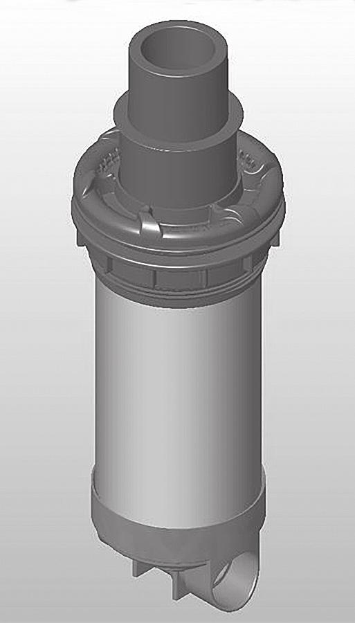 "Adjustable restrictor valve for variable flow control Extra-large basket Removable bypass valve for easy servicing Optional chemical feeder Available in 2"" or 2 1/2"" Socket In/Out ø 9."