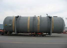5 23T x 4,500Ø x 13,000 SA516-60N(HIC) SK Incheon Oil NEW FCC Vessel 1 83.