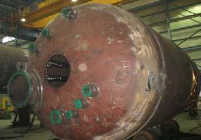 Spherical Tank EPC Project Size