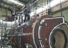 2007 Oil-fired Boiler 2 7 Bar 3.