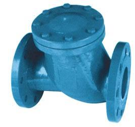 UNI-FLO BALL CHECK VALVE