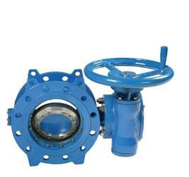 UNI-FLO HIGH PERFORMANCE DOUBLE ECCENTRIC BUTTERFLY VALVE SANS 1849:2008 Description: 1. Design: BS5155, BSEN593 2.