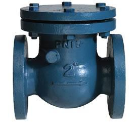 BS5153/BS4090 CAST IRON FLANGED CHECK